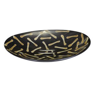 Oval Horn Soap Dish