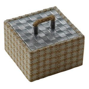 Medium Jute Box