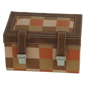 Jute Rectangular Box