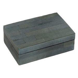 Soapstone Segment Box