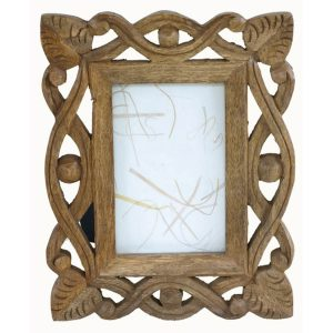 Art Nouveau Style Photo Frame