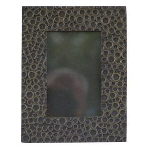 Photo Frame With Circle Motif