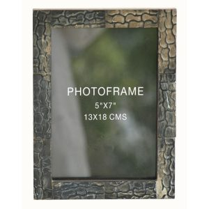 Horn Photo Frame With Thin Border