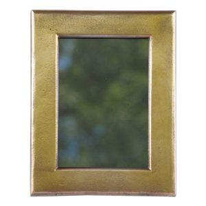 Antique Copper Finish Photo Frame
