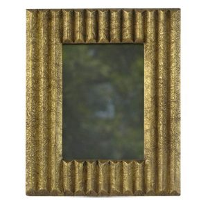 Crinkle Bevel Photo Frame